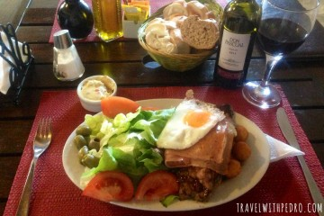 Onde Comer em Colonia, Uruguai