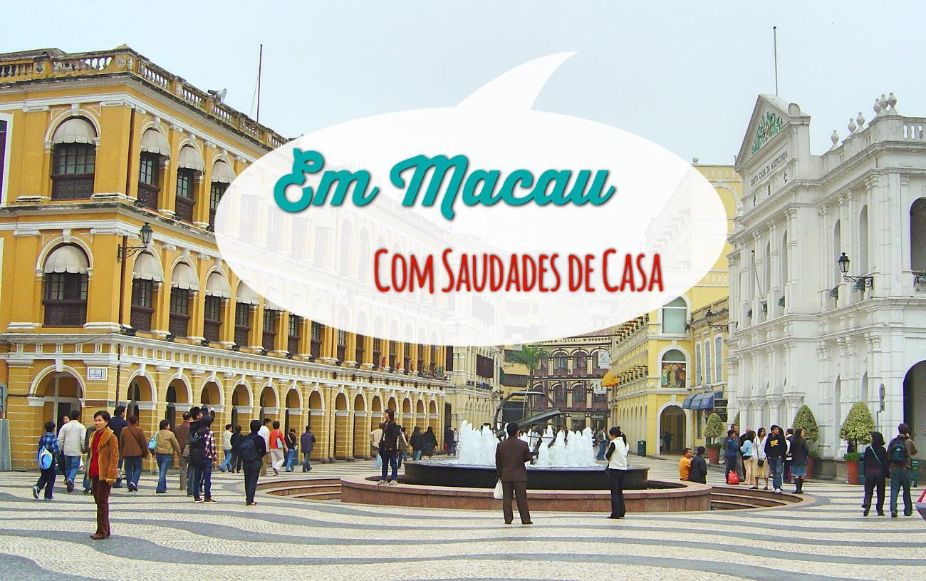 O Que Visitar em Macau, China