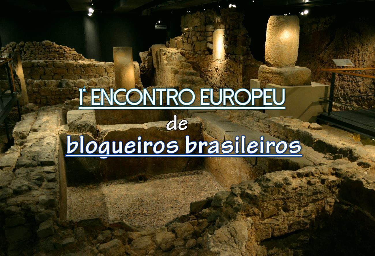 Encontro Europeu de Blogueiros Brasileiros em Barcelona