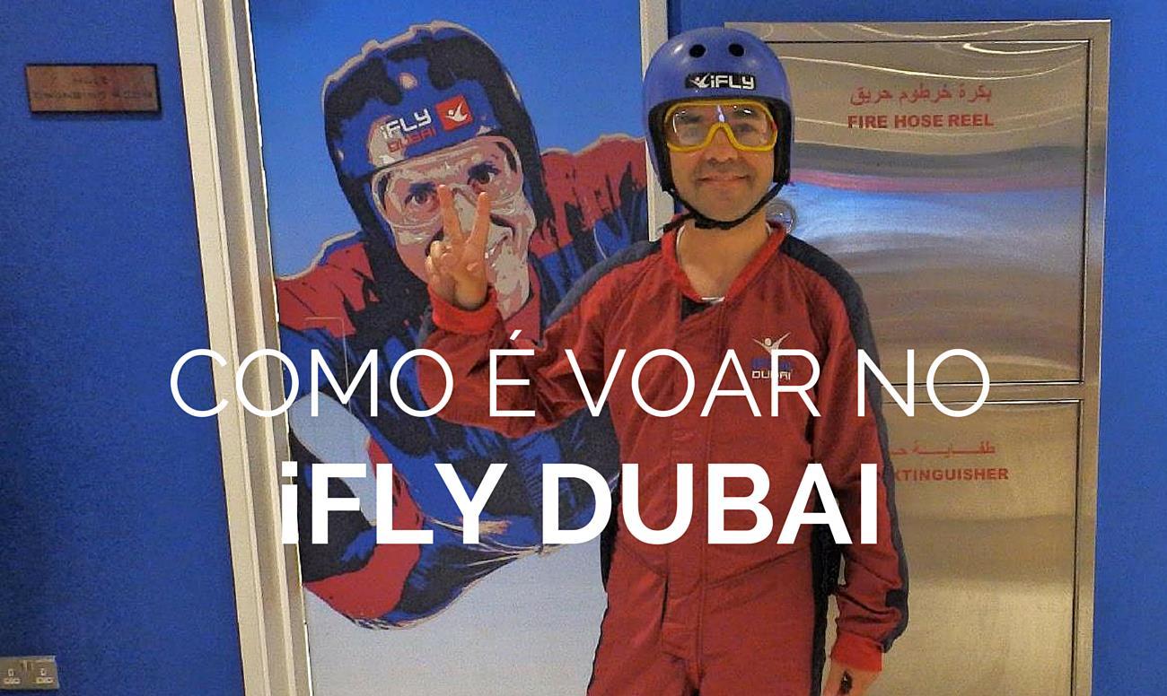 Como é Voar no iFly Dubai, Paraquedismo Indoors