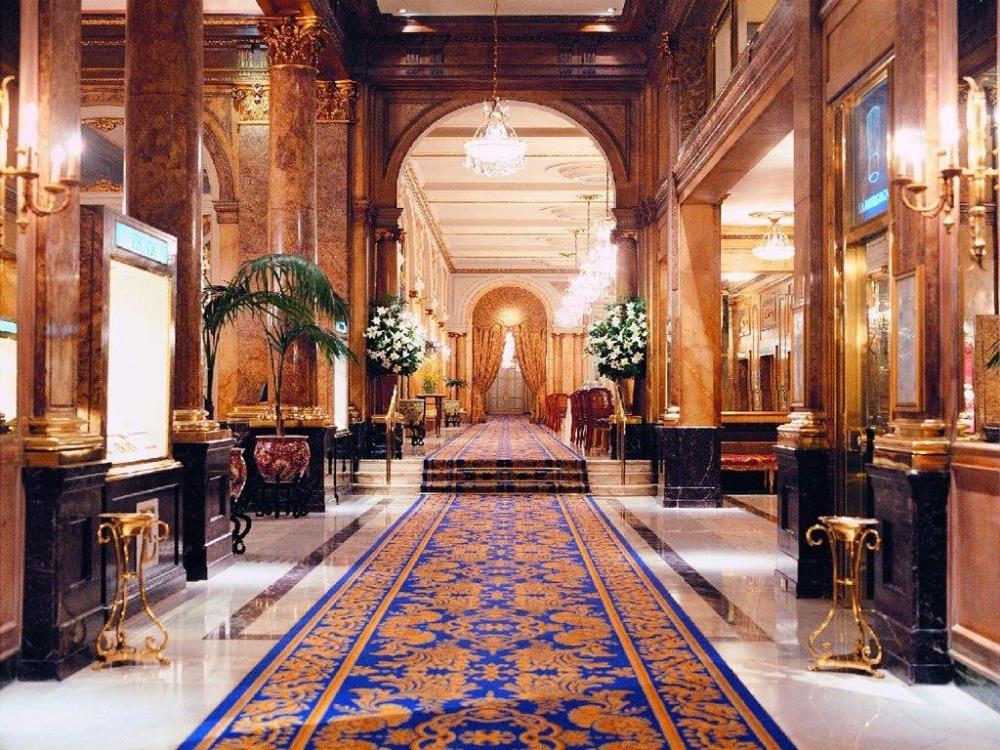 Alvear Palace O Melhor Hotel De Luxo De Buenos Aires