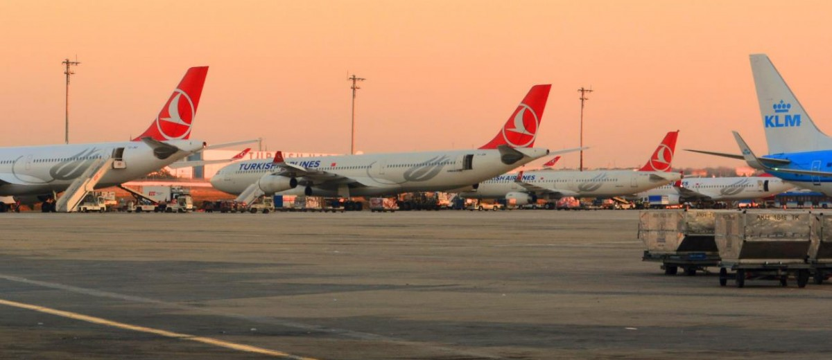 Como Ir do Aeroporto de Istambul ao Centro Sultanahmet