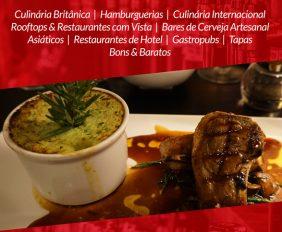 Onde Comer em Londres Bom e Barato - Guia 100 Restaurantes em Londres