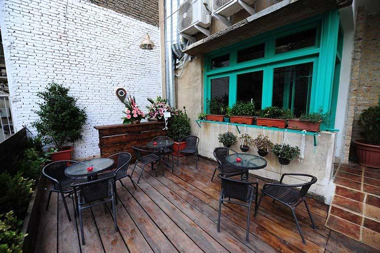 Melhores Cafés do Mundo - Café Nazdik Teerã