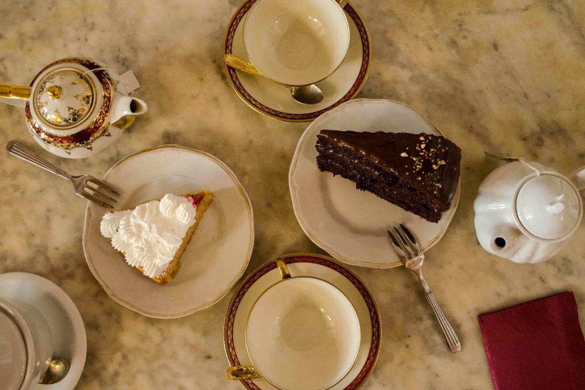 Melhores Cafés do Mundo - La Marquise Decadente Barcelona