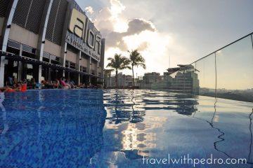 Dica de Hotel Bom e Barato em Kuala Lumpur Aloft Sentral