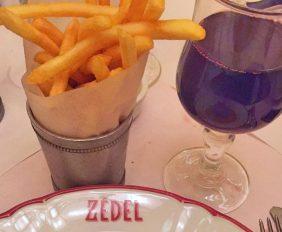 Restaurante Zedel Londres