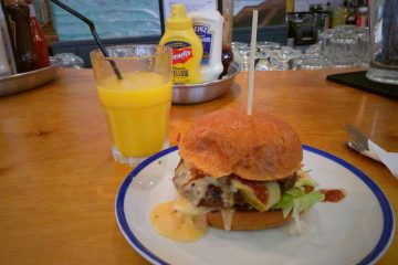 Burgers & Cocktails - dica de hambúrguer gourmet em Londres