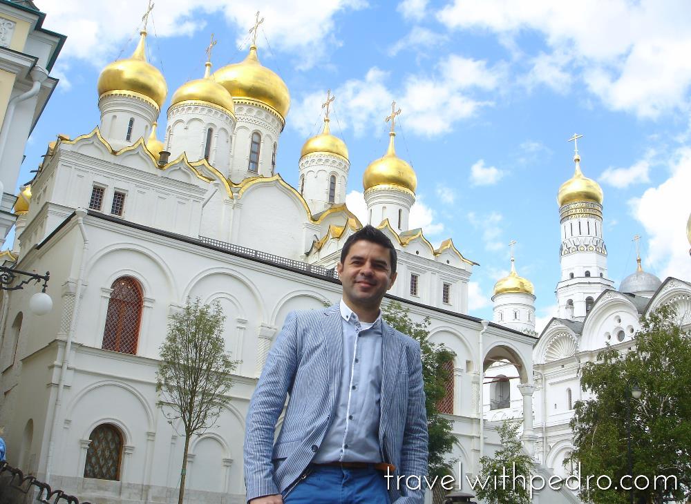 Melhores Viagens do Ano - Moscou, Rússia