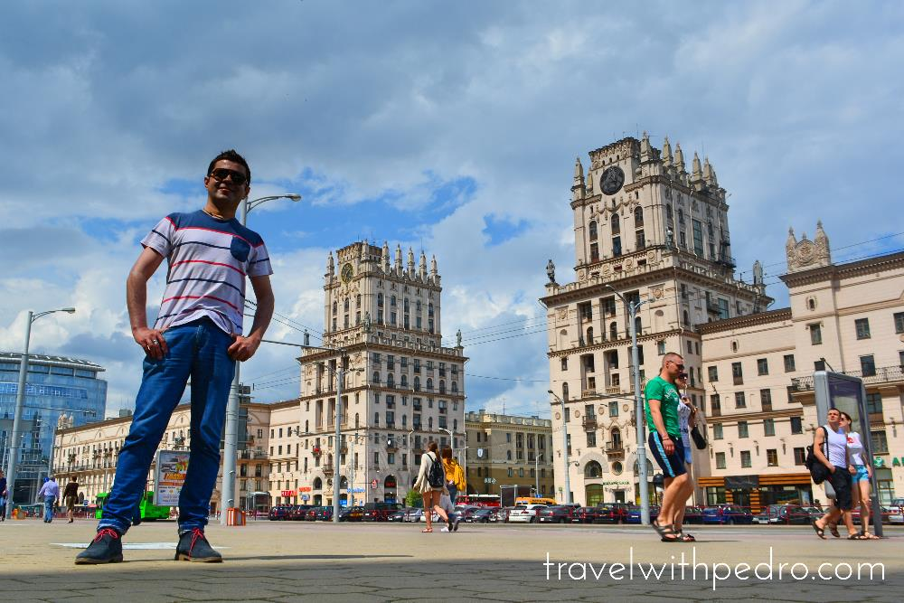 Melhores Viagens do Ano - Minsk, Bielorrússia
