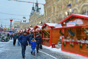 mercadoMercado natalino Europa: São Petersburgo, Rússia