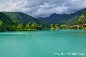 O Que Fazer No Vale do Soca Eslovênia