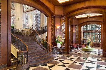 Hotel de Luxo em Kuala Lumpur Sheraton Imperial