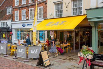 Restaurantes Bons e Baratos em Londres