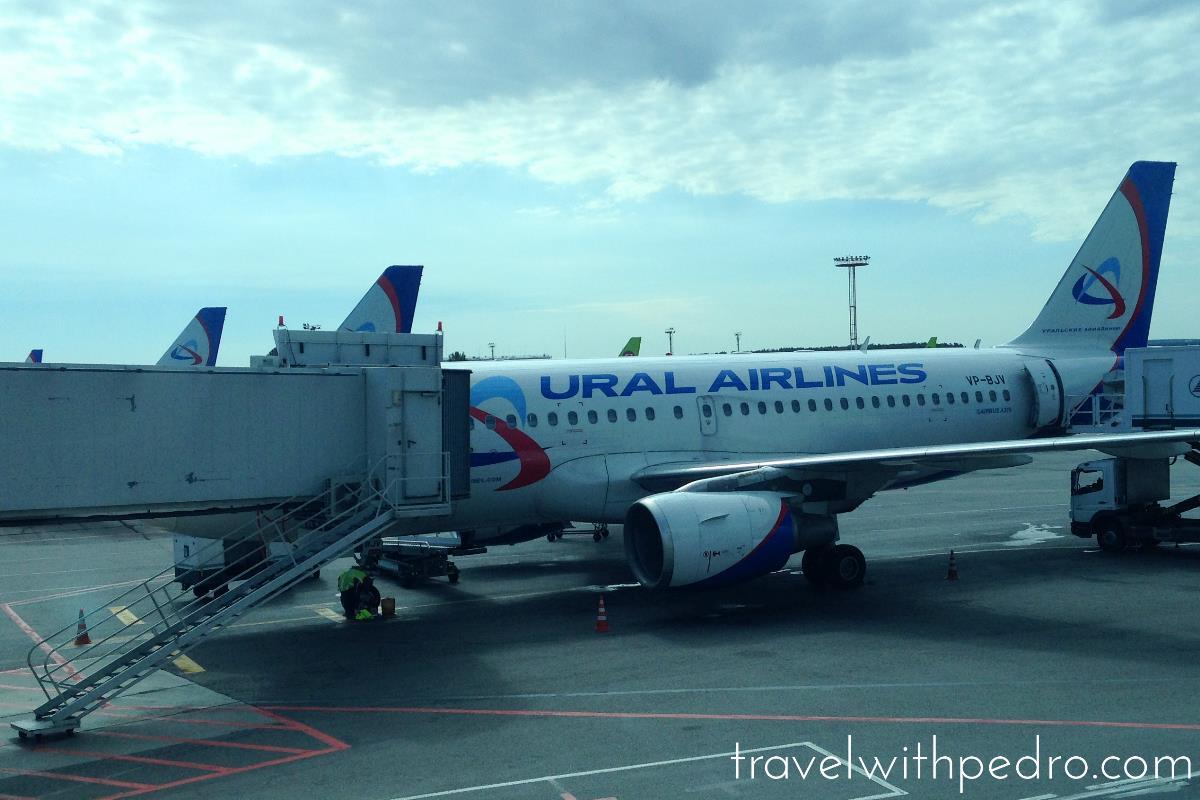 Como ir do aeroporto de São Petersburgo para o Centro da Cidade
