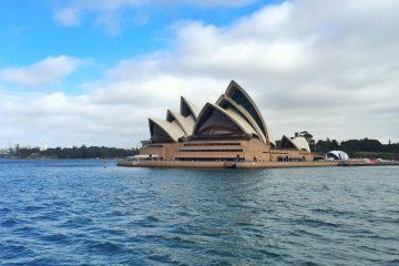 10 coisas para fazer em Sydney Austrália