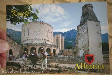 o que fazer em Kruje Albânia