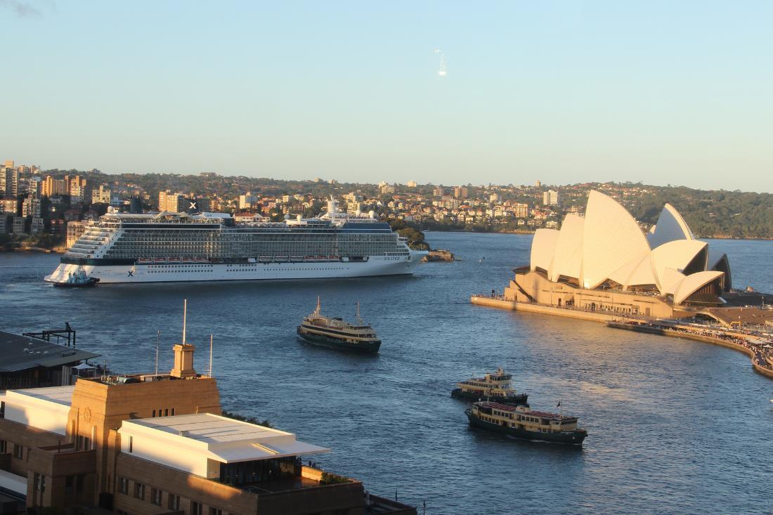 Celebrity Cruises Around Australia Travel With Pedro