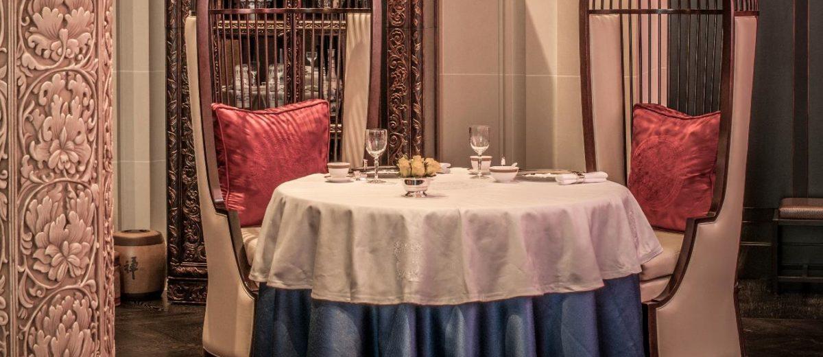 Gourmet Chinese Dining at The Peninsula Paris