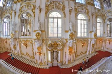 Top 10 Places To Visit in Saint Petersburg, Russia