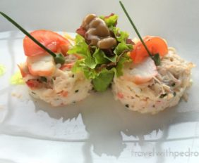 Lunch at Bellevue Brasserie Saint Petersburg