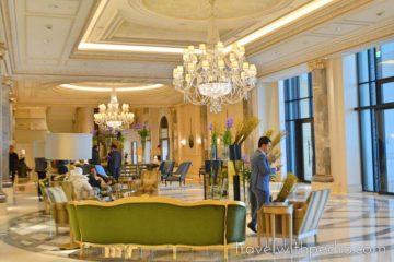 Staying at Four Seasons Baku
