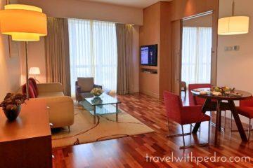 Stay at Swissotel Krasnye Holmy Moscow