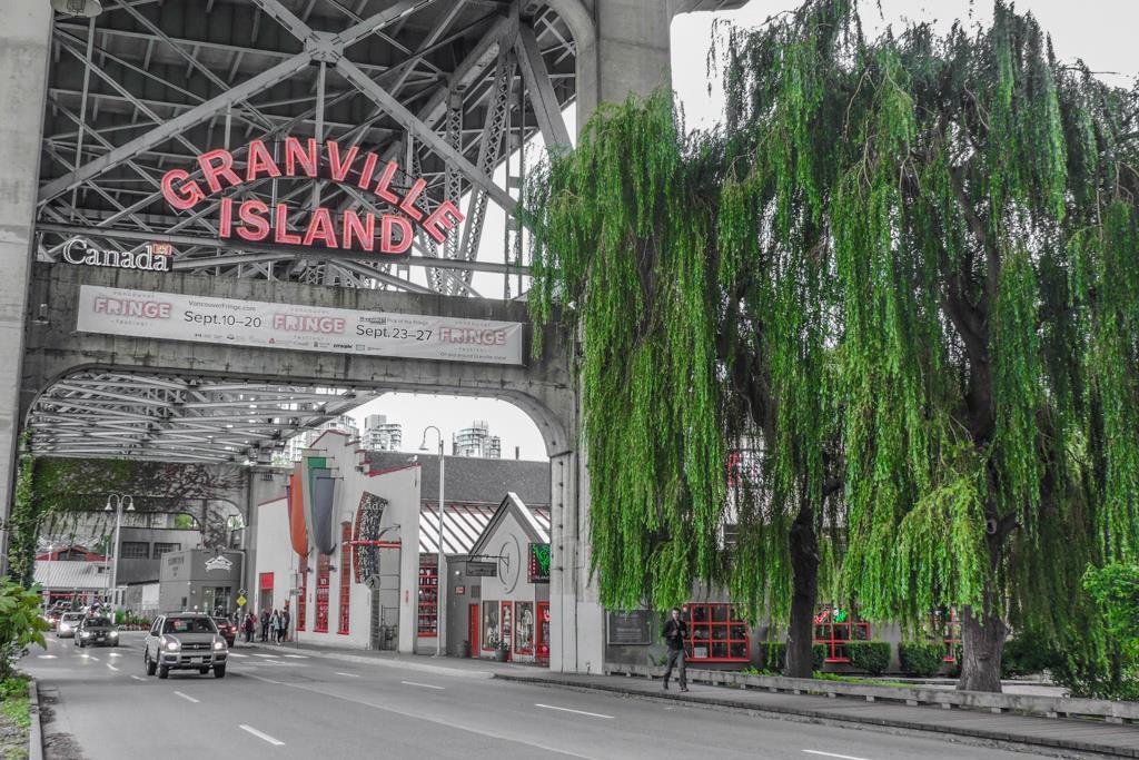 Bars On Granville Island