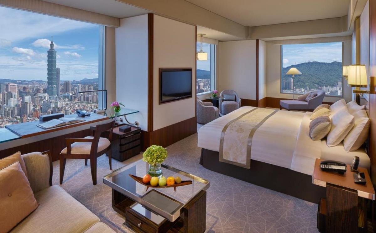 Best Budget Hotel In Taipei