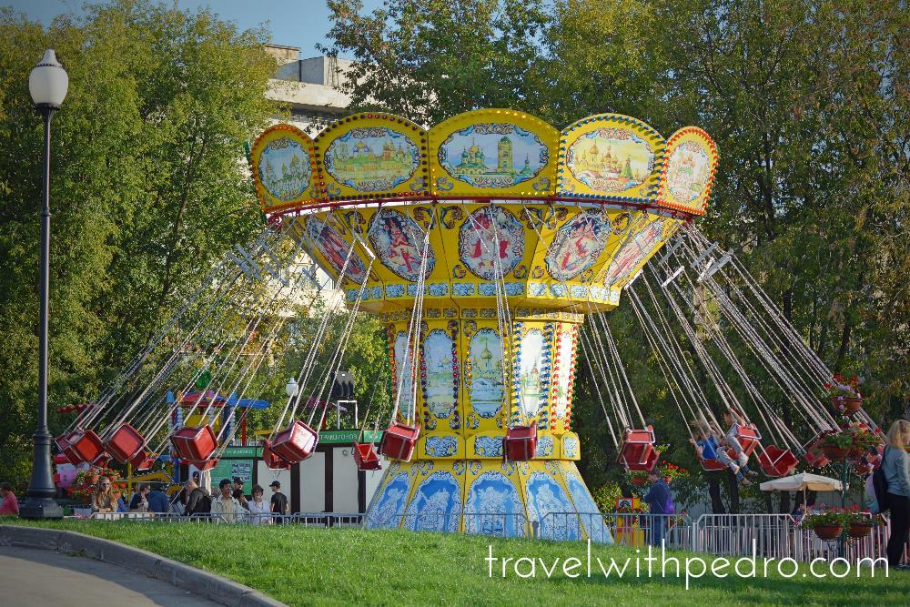 Top things to do in Moscow with kids