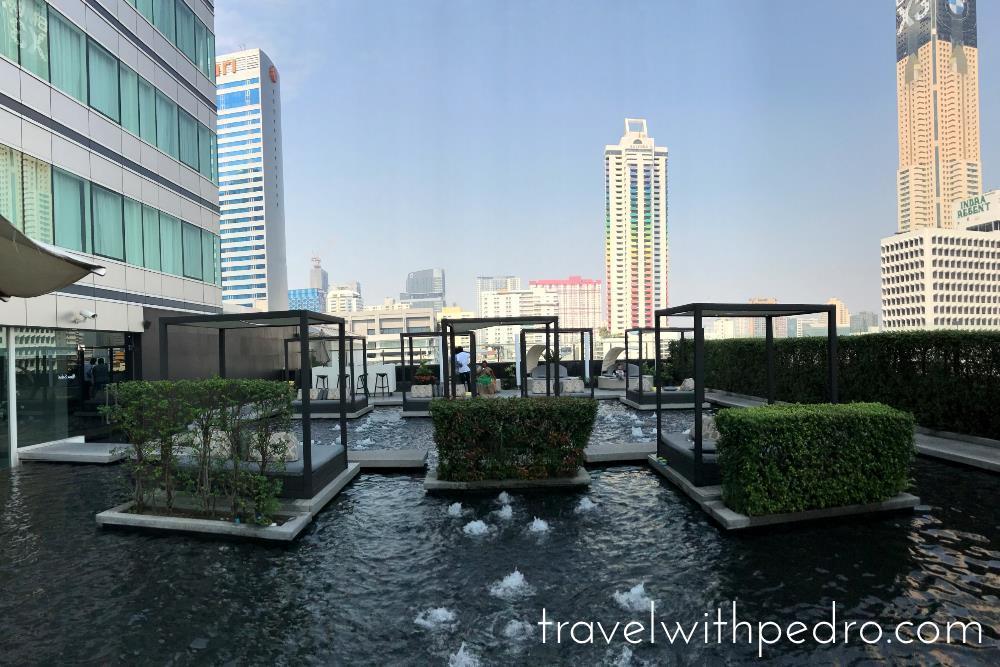 Where To Stay In Bangkok - Centara Watergate Hotel