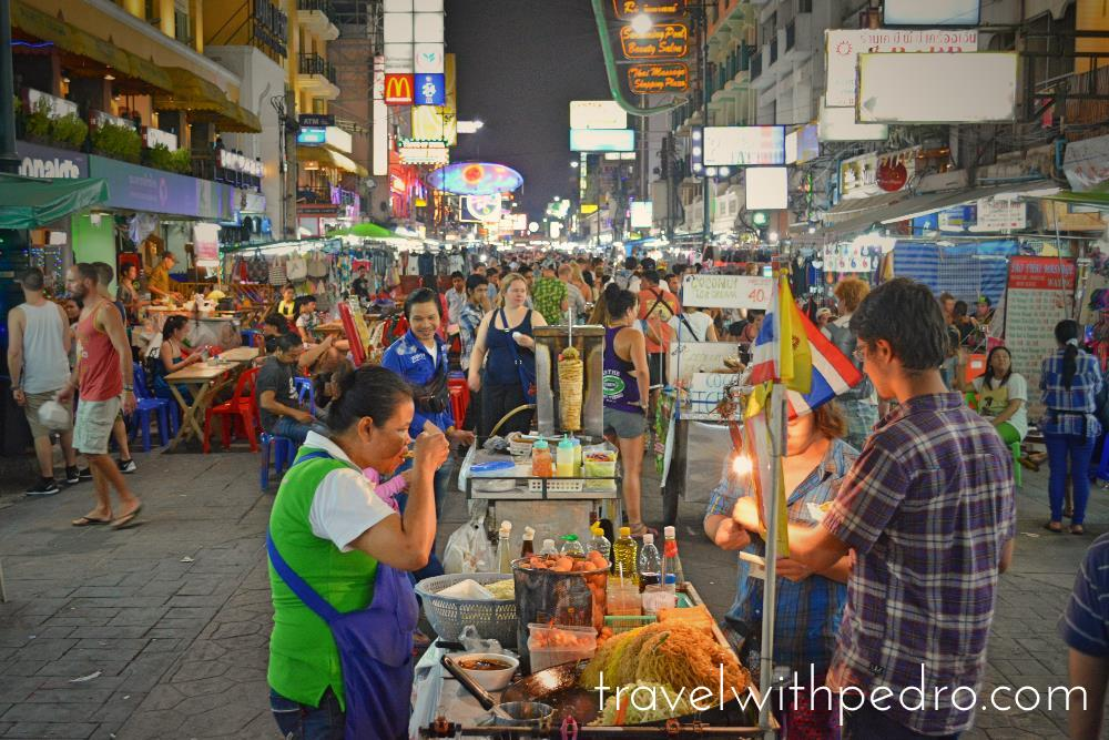 Where To Stay In Bangkok Khao San Road Area Travel With Pedro