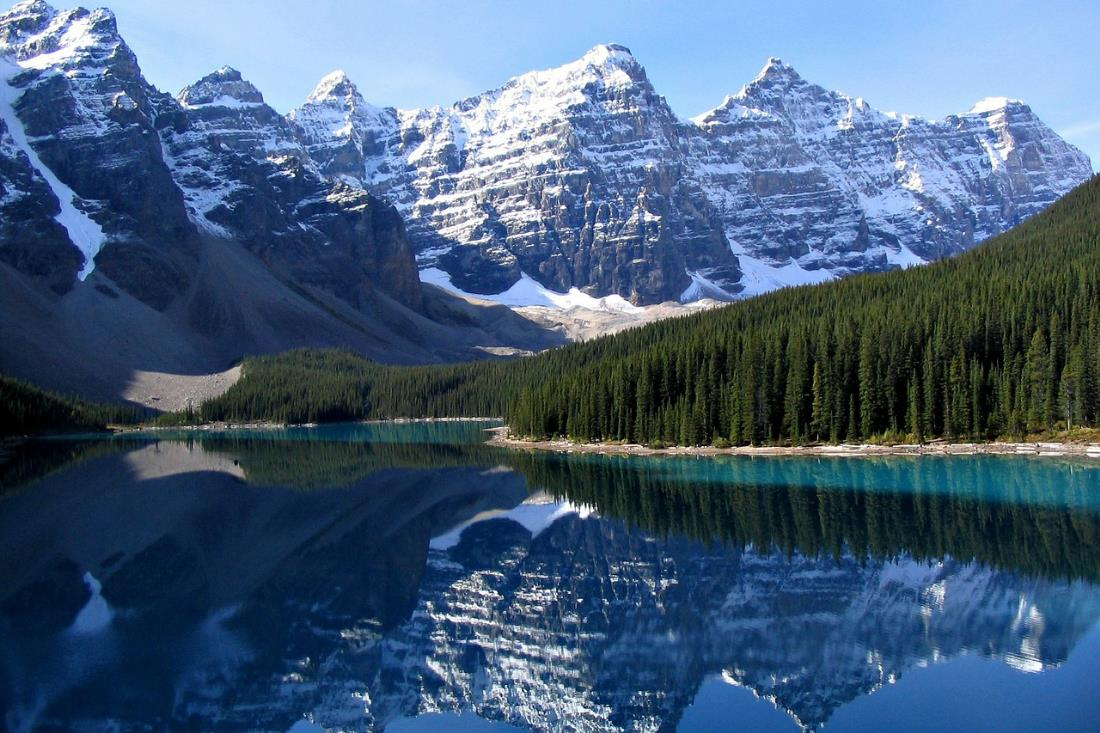 Most Beautiful National Parks in Canada
