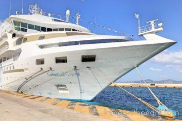 Celestyal Cruises Itinerary - Milos