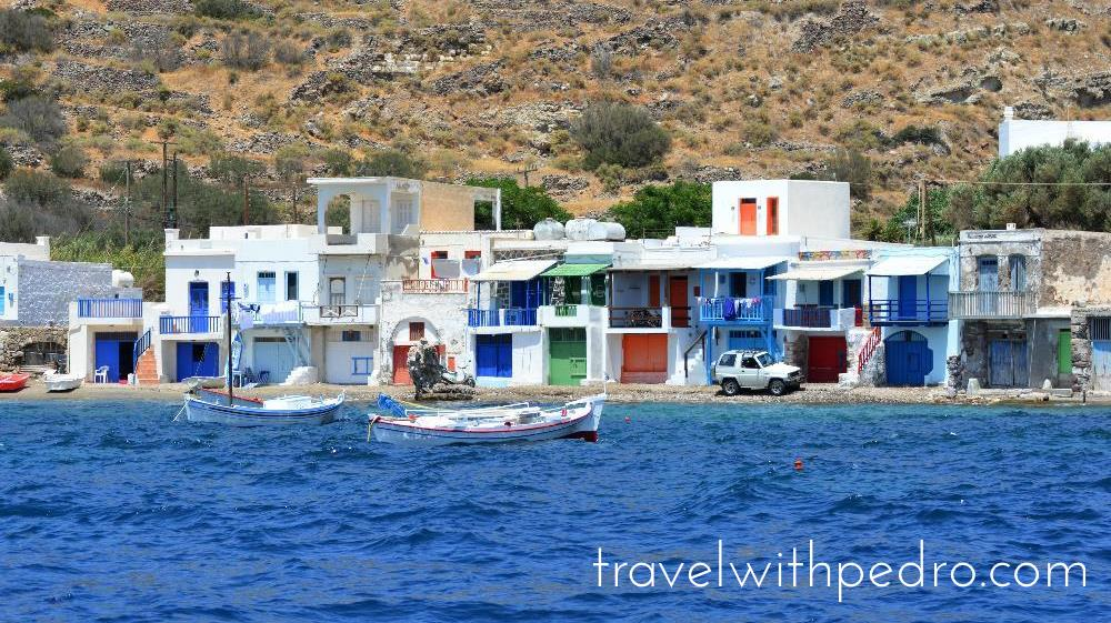 Places To Visit In Milos Greece
