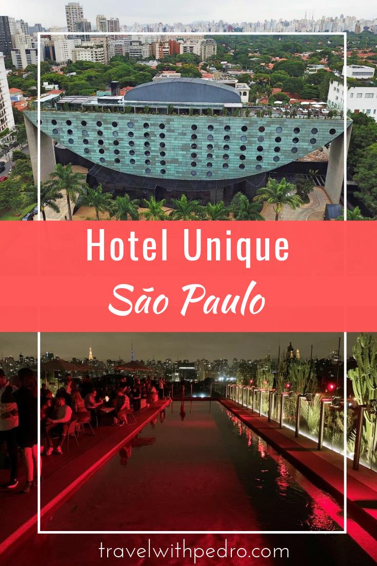 Top Luxury Hotel Interior Designers: Hotel Unique, One Of The Best Hotels In São Paulo
